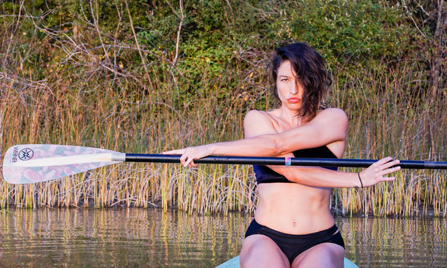 Purchase 3 classes for $75 (can mix Guided SUP and SUP Yoga) and get $15 back!
